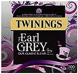 Twinings Earl Grey Tea Bags 500 g