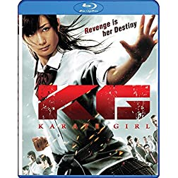 Karate Girl [Blu-ray]
