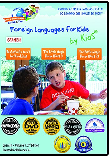 Foreign Languages for Kids by Kids®: SPANISH, Vol. 1