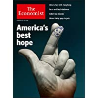 1-Year (51 issues) The Economist Magazine Subscription