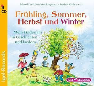 Fredrik Vahle - Frühling, Sommer, Herbst und Winter: Mein