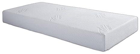 Ergovital Kombinationsmatratze Ergowell mit Microtaschenfederkern, Größe: ca. 90x200, Härtegrad: H3