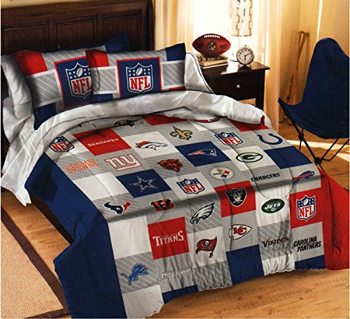All Nfl Bedding Sets Price Compare