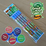 SMP1 - Recycled Scented Fruit Shoot Pencils Pack of 5