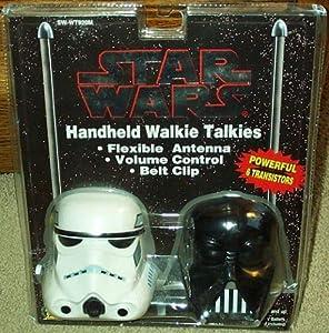 Star Wars Handheld Walkie Talkies