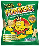 Pom Bear Cheese and Onion 19 g (Pack of 36)