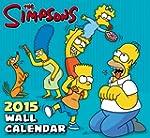 The Simpsons Wall Calendar (2015)