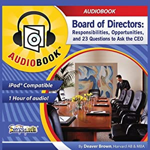 Board of Directors Audiobook