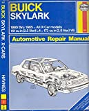 img - for Buick Skylark 1980-85 All