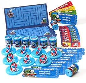 Thomas the Tank Party Favor Value Pack Party Accessory by AMSCAN