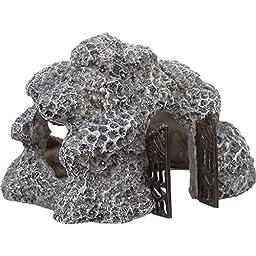 Petco Rock Cave Aquarium Ornament, 7.5\
