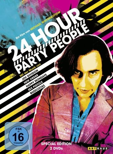 24 Hour Party People [Alemania] [DVD]
