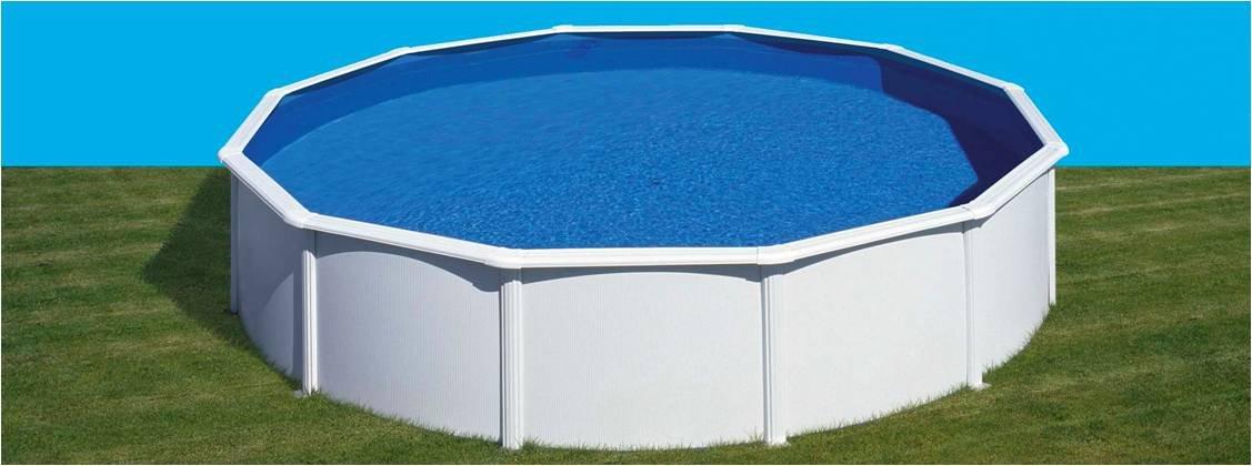 Pool Eco-Fidji 260 Ø260 120 cm