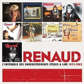 Int�grale Des Enregistrements Studio Et Live 1975-1983