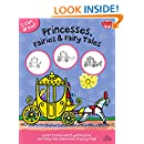 Princesses, Fairies & Fairy Tales: Learn to draw pretty princesses and fairy tale characters step by step! (I Can Draw)