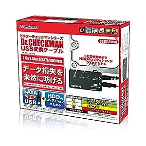 MARSHAL Dr.チェックマン USB変換ケーブル MAL-04SAU