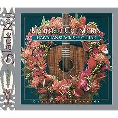 ki hoalu christmas hawaiian slack key guitar - Christmas In Hawaiian