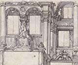 The Museum Outlet - Design for a Facade Painting with Enthroned Emperor. c.1520 - A3 Poster