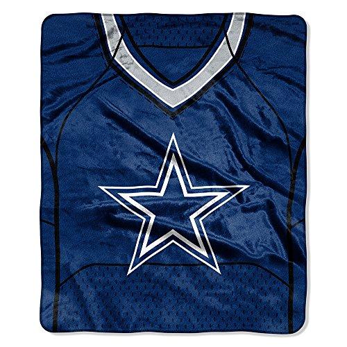 The Northwest Company NFL Dallas Cowboys Jersey Raschel