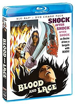 Blood And Lace (Bluray/DVD Combo) [Blu-ray]