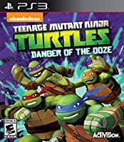 Teenage Mutant Ninja Turtles: Danger of the OOZE - PlayStation 3 by Activision Inc.
