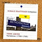 Beethoven: Variations Vol 12 (Solo Piano Works Volume 12) (BIS: BISSACD1883)