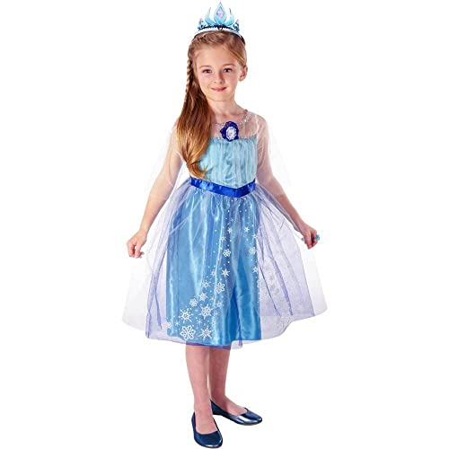 Disney Frozen Enchanting Dress - Elsa 4-6X