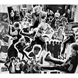 WINNER-Mini Album [EXIT:E] SHOREDITCH VER CD+Folded POSTER+68p PHOTO BOOK+1p BADGE+1p FILM+1p POLAROID K-POP Sealed