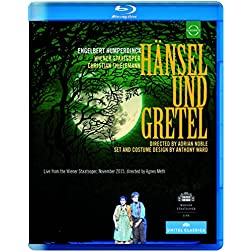 Engelbert Humperdinck: Haensel und Gretel Blu Ray [Blu-ray]