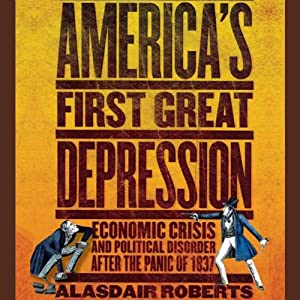 America's First Great Depression Audiobook