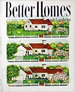 Better Homes And Gardens Magazine May 1950 Vol 28 Number 9 Issue Dorothy Killam Jewell R F