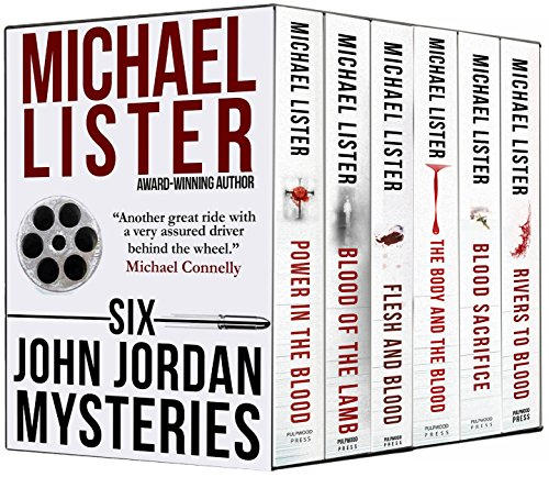 Not for the faint of heart, it's Heart of Darkness meets The Shawshank Redemption  SIX JOHN JORDAN MYSTERIES by award-winning author Michael Lister