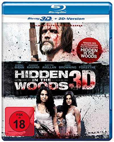 Hidden in the Woods [3D Blu-ray + 2D Version]