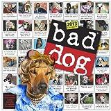 Bad Dog 2013 Wall Calendar