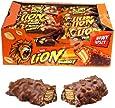 Lion Peanut Chocolate Bar by Nestle - Full Box of 40 x 40g Bars