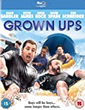 Grown Ups [Blu-ray] [2011] [Region Free]