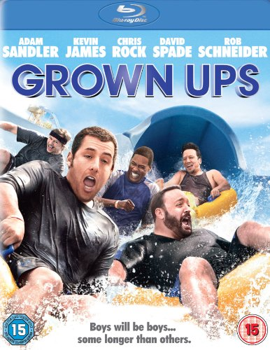Grown Ups [Blu-ray] [UK Import]