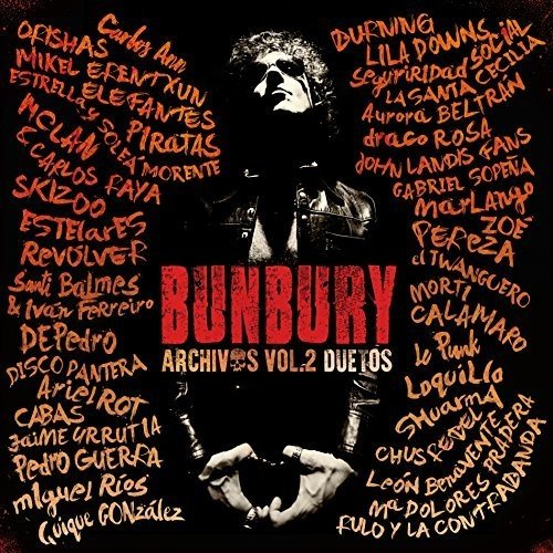 Archivos Vol 2: Duetos (Bunbury Box Set compare prices)