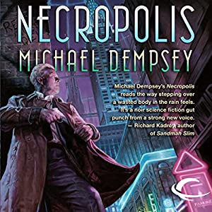 Necropolis Audiobook
