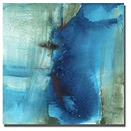 Another World I by Michelle Oppenheimer Premium Gallery-Wrapped Canvas Giclee Art (Ready-to-Hang)