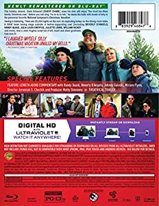 National Lampoon's Christmas Vacation 25th Anniversary (BD) [Blu-ray] from Warner Home Video