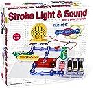Elenco SCP-14 Snap Circuits Strobe light & Sound Kit