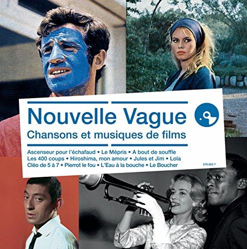 Nouvelle vague : chansons et musiques de films