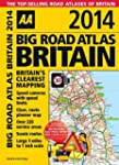 Big Road Atlas Britain 2014