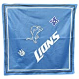 Detroit Lions Jersey Style Bandanas (Measures 22