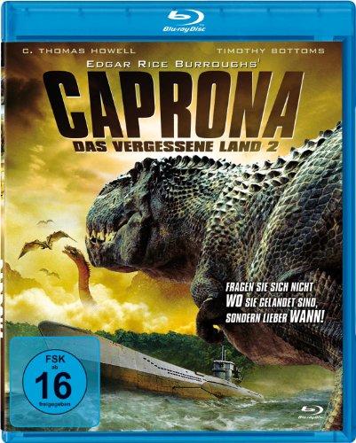 Caprona - Das vergessene Land 2 (Blu-ray)