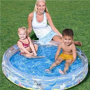 Piscina gonfiabile bambini shopping acquea - Amazon piscina bambini ...