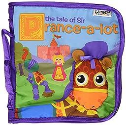 Lamaze Tale Of Sir Prance-A-Lot Soft Book