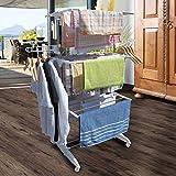 Wäscheständer mit 3 Ebenen - Das Original aus der Werbung!