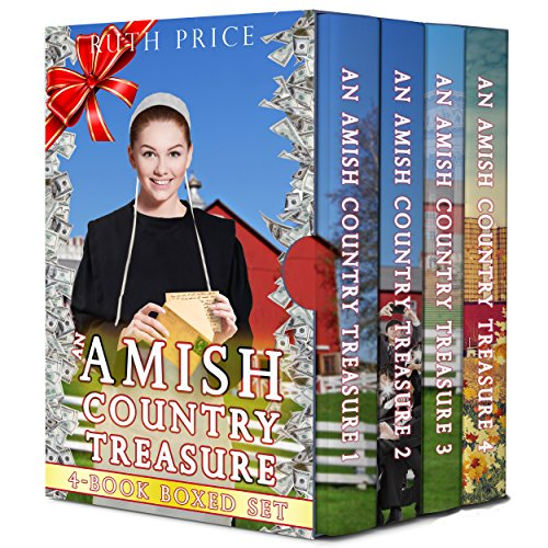 An Amish Country Treasure 4-Book Boxed Set by Ruth Price ebook